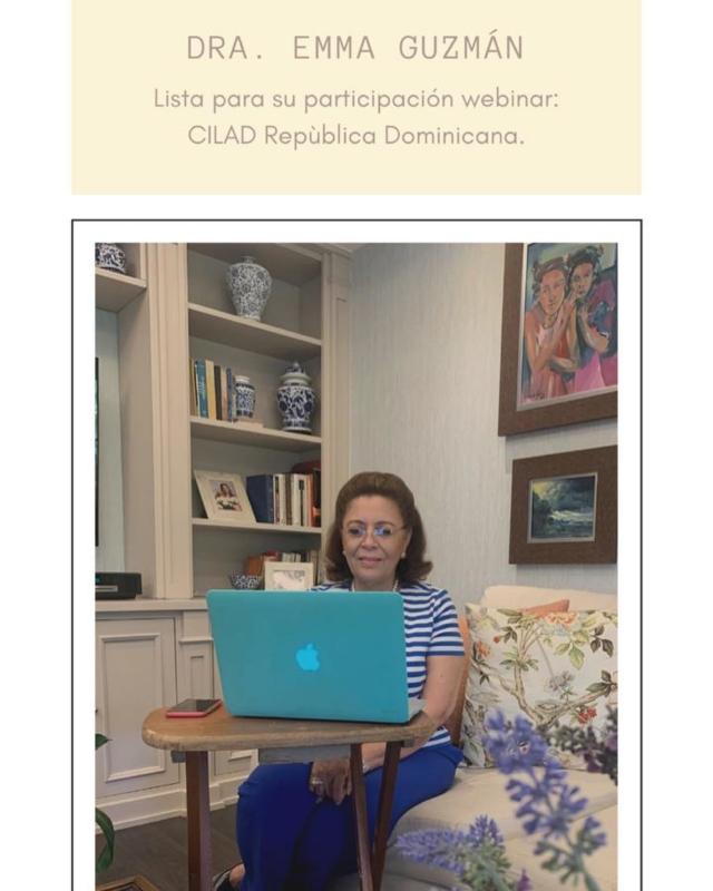 Participación webinar: Cilad República Dominicano, presentación casos quirúrgicos.
